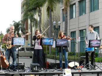 String Theory in Anaheim 4/12/12