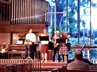 String Theory at CCSM Scholarship Benefit Recital