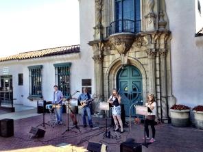 STQ plays the Claremont Village Venture 2012